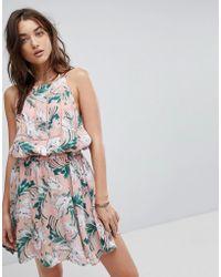 Seafolly - Tropicana Beach Dress - Lyst