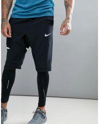 Nike - Pro Project X Shorts In Black Ah9600-010 - Lyst