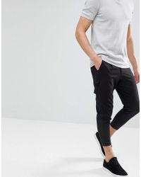 Only & Sons - Trousers In Slim Cropped Fit - Lyst
