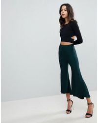 ASOS - Asos Tailored Soft Fluted Pant - Lyst