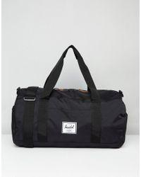 Herschel Supply Co. Sutton Duffle Bag In Black