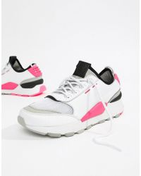 PUMA - Evolution Rs-0 Sound Trainers - Lyst