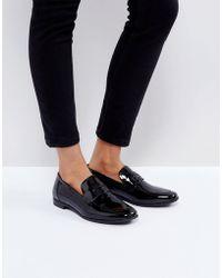 Vagabond - Marilyn Patent Loafer Shoe - Lyst
