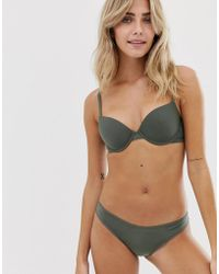 DKNY - Low Rise Briefs In Sage - Lyst
