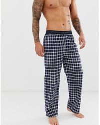 French Connection - Woven Logo Waistband Lounge Pant - Lyst