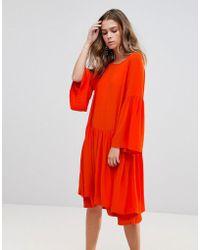 Just Female - Garner Layered Dress - Lyst