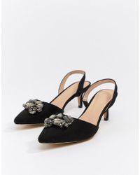 Coast - Ciara Embellished Shoes - Lyst
