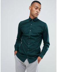 Jack & Jones - Premium Slim Fit Shirt - Lyst