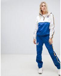 K-Way - Pantalon impermable avec bride - Lyst