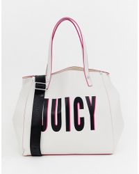 Juicy Couture - Soft Logo Tote Bag - Lyst