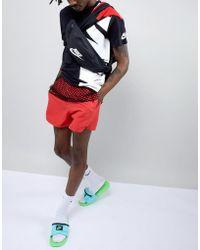 Nike - Heritage Bumbag In Black Ba5750-010 - Lyst