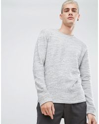 SELECTED - High Neck Sweat - Lyst