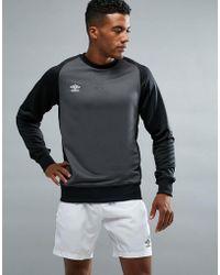 Umbro - Training Raglan Sweatshirt - Lyst