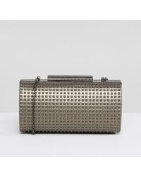 Nali - Studded Clutch Bag - Lyst