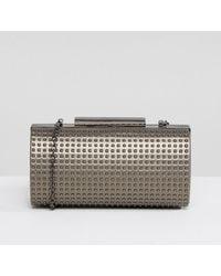 Nali | Studded Clutch Bag | Lyst