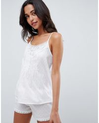 Boux Avenue - Indian Summer Cami And Short Pyjama Set - Lyst