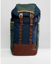 Eastpak - Bust Mp Blue Backpack - Lyst