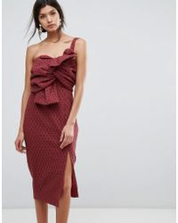 C/meo Collective - Give You Up Dress - Lyst