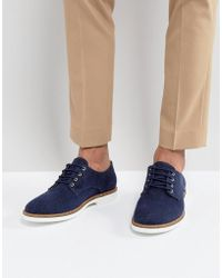 SELECTED - Daxel Derby Shoes - Lyst