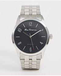 Ben Sherman - Mens Bracelet Watch Bs154 - Lyst