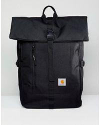 Carhartt WIP | Phil Backpack In Black | Lyst