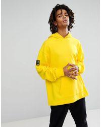 PUMA - X Xo Hoodie In Yellow 57559303 - Lyst