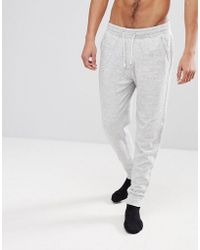 Abercrombie & Fitch - Pantalon de jogging confort resserr aux chevilles - Lyst