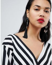 Ivyrevel - Tassel Beaded Earrings - Lyst