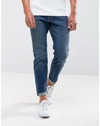 SELECTED - Jeans In Straight Fit - Lyst