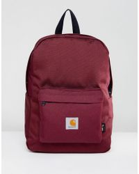 Carhartt WIP | Watch Backpack In Burgundy | Lyst