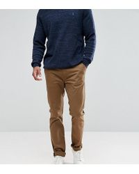 Ted Baker - Tall Slim Chino - Lyst