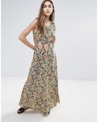Raga - Nocturnal Affair Cut Out Maxi Dress - Lyst