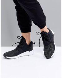Reebok - Training Guresu Knitted Trainers In Black - Lyst