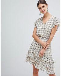 Y.A.S - Sachecky Skater Dress - Lyst
