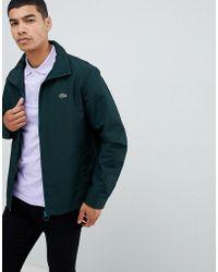 875f9d29c Polo Ralph Lauren Harrington Jacket in Natural for Men - Lyst