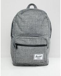 c9b7626dc1 Herschel Supply Co. Heritage Backpack In Black tan 21.5l in Black ...