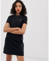 Vestido fred perry mujer