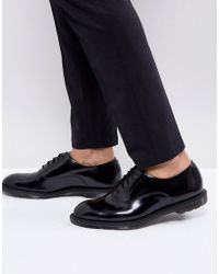 Dr. Martens - Henley Oxford Shoes - Lyst