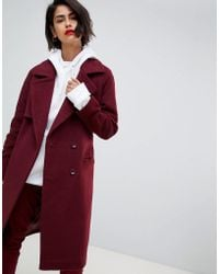 2nd Day - 2ndday Classic Long Coat - Lyst
