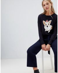 French Connection - Corgi Knit Jumper - Lyst