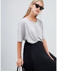 French Connection - Hetty Oversized T-shirt - Lyst
