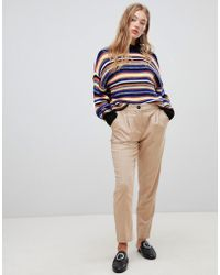 New Look - Tapered Leg Trouser - Lyst