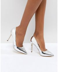 f0480e4cea2 Lyst - Call It Spring Womens Rounkles Peep Toe Special Occasion ...