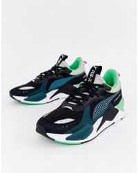 PUMA - Rs-x Toys Sneakers In Black - Lyst