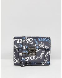 Paul & Joe - Sister Graffiti Cross Body Bag - Lyst
