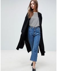 ASOS - Tailored Edge To Edge Duster Jacket - Lyst