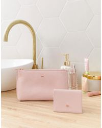 Ted Baker - Fabiana Cardholder And Toiletry Bag Gift Set - Lyst