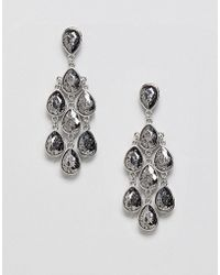 Coast - Statement Teardrop Earrings - Lyst