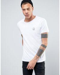 Cheap Monday - Standard Small Skull T-shirt - Lyst