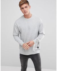Only & Sons - Oversized Sweatshirt - Lyst